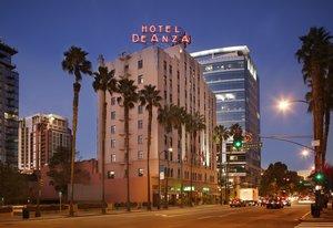 Exterior view - Hotel de Anza San Jose
