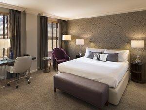 Room - Hotel de Anza San Jose