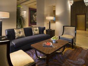 Lobby - Hotel de Anza San Jose