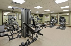 Fitness/ Exercise Room - Staybridge Suites North Wales