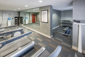 Fitness/ Exercise Room - Holiday Inn Express Hotel & Suites Mt Laurel