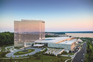 Exterior view - MGM Hotel & Casino National Harbor