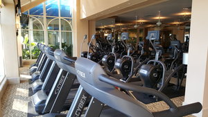 Fitness/ Exercise Room - MGM Beau Rivage Hotel Biloxi