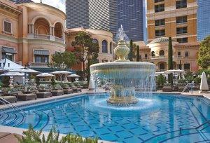 Pool - Bellagio Hotel by MGM Resorts Las Vegas