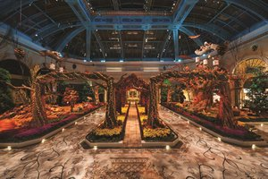Lobby - Bellagio Hotel by MGM Resorts Las Vegas