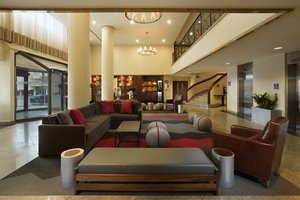 Lobby - Four Points by Sheraton Hotel & Conference Centre