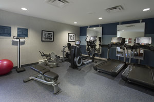 Fitness/ Exercise Room - Four Points by Sheraton Hotel & Conference Centre
