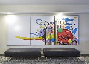 Lobby - DoubleTree by Hilton Hotel Perimeter Dunwoody Atlanta