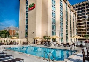 Exterior view - Courtyard by Marriott Hotel Chevy Chase