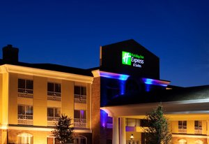 Exterior View Holiday Inn Express Hotel Suites Ironton