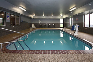 Pool - New Victorian Inn & Suites Sioux City