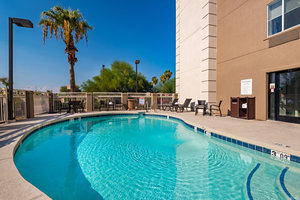 Pool - Holiday Inn Express Hotel & Suites Peoria