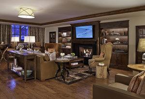 Bar - St Regis Residence Club Condos Aspen