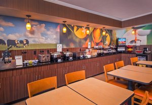 Restaurant - Fairfield Inn by Marriott Chambersburg