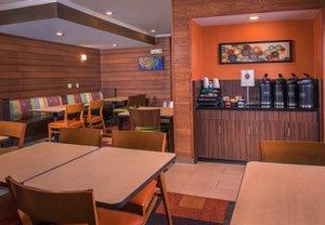 Bar - Fairfield Inn by Marriott Chambersburg