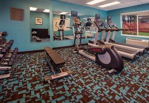 Fitness/ Exercise Room - Fairfield Inn by Marriott Chambersburg
