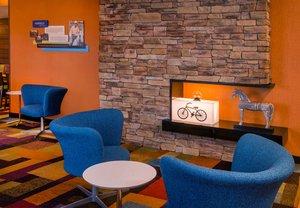 Lobby - Fairfield Inn by Marriott Chambersburg