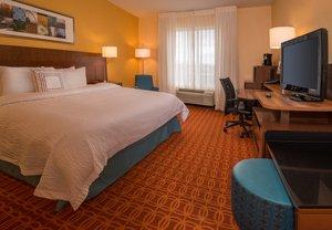 Room - Fairfield Inn by Marriott Chambersburg
