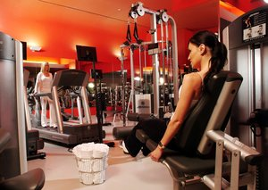 Fitness/ Exercise Room - Delano MGM Resort Las Vegas