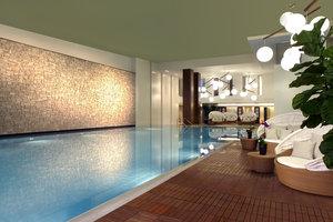 Pool - MGM Grand Hotel Detroit