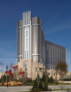 Exterior view - MGM Grand Hotel Detroit