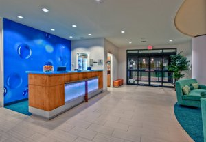 Lobby - SpringHill Suites by Marriott Airport Baton Rouge