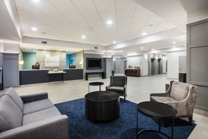 Lobby - Holiday Inn Hotel & Suites Grande Prairie