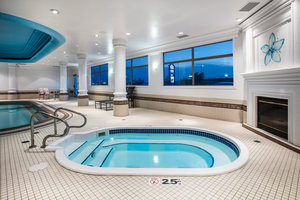 Pool - Holiday Inn Hotel & Suites Grande Prairie
