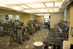 Fitness/ Exercise Room - Signature Hotel at MGM Grand Las Vegas