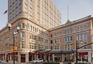 Exterior view - Marriott Hotel Penn Square Lancaster