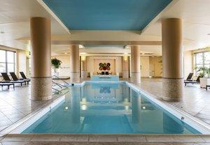 Fitness/ Exercise Room - Marriott Hotel Penn Square Lancaster