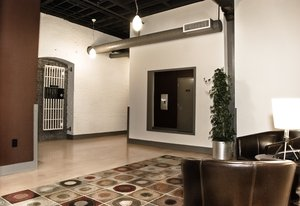 Lobby - Lofts Hotel Columbus