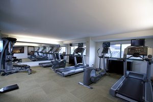 Fitness/ Exercise Room - Lofts Hotel Columbus