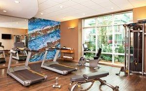 Fitness/ Exercise Room - Hotel Indigo Garden District New Orleans