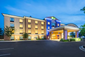 Exterior view - Holiday Inn Express Hotel & Suites North East