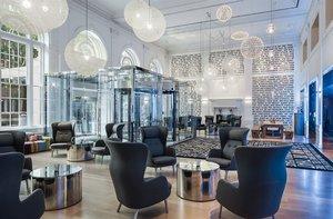 Lobby - Warwick Hotel Rittenhouse Square Philadelphia