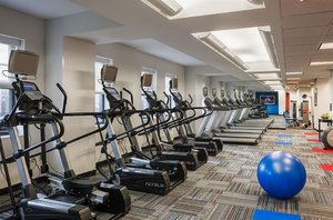 Fitness/ Exercise Room - Warwick Hotel Rittenhouse Square Philadelphia