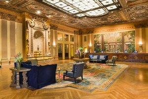 Lobby - Millennium Biltmore Hotel Los Angeles
