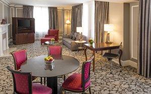 Suite - Millennium Biltmore Hotel Los Angeles
