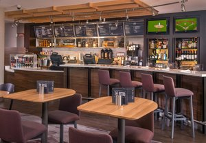 Bar - Courtyard by Marriott Hotel Annapolis Junction