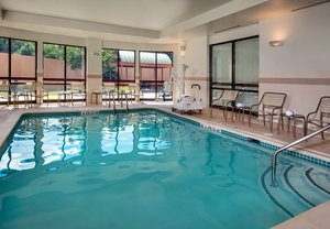 Fitness/ Exercise Room - Courtyard by Marriott Hotel Annapolis Junction