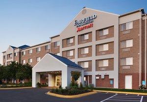 Exterior view - Fairfield Inn by Marriott Bloomington