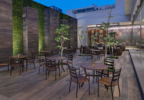 Outdoor Patio - Seating Area