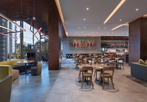 Centro Restaurant - Seating Area