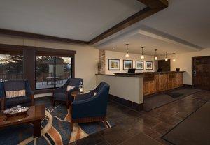 Lobby - Marriott Vacation Club StreamSide Evergreen Villas Vail