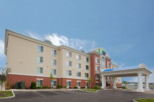 Exterior view - Holiday Inn Express Hotel & Suites Franklin