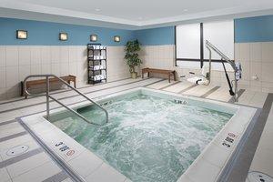 Pool - Holiday Inn Express Woburn