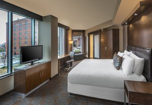 Room - SpringHill Suites by Marriott Downtown Denver