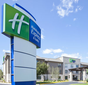 Exterior view - Holiday Inn Express Hotel & Suites Golden Valley