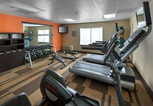 Fitness/ Exercise Room - Courtyard by Marriott Hotel Andover